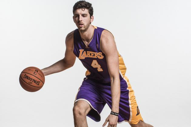 Ryan Kelly Ready to Go for Lakers Training Camp