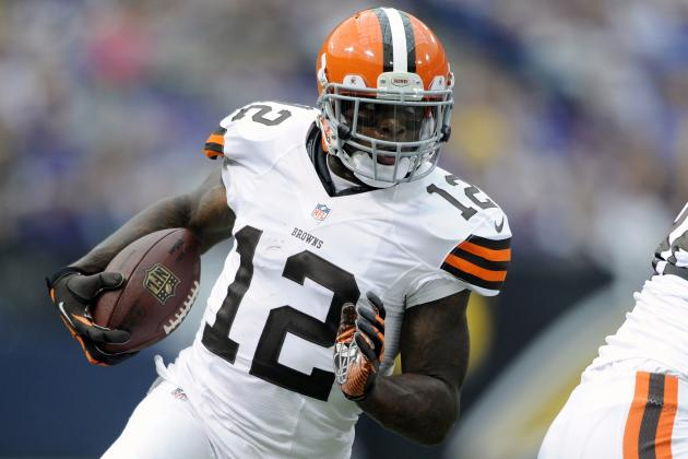 Josh Gordon Worthy of 1st-Round Pick If Cleveland Browns Decide to Deal