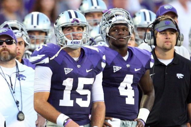 K-State QB Situation Murky as Ever