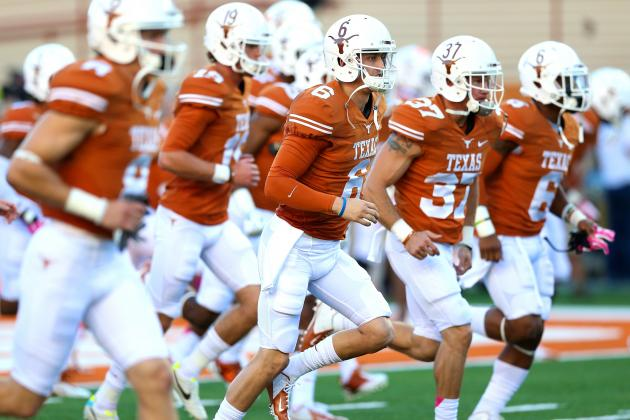 Average Texas Football Player Reportedly Worth $578,000
