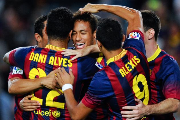 Barcelona vs. Real Sociedad: Score, Grades and Post-Match Reaction