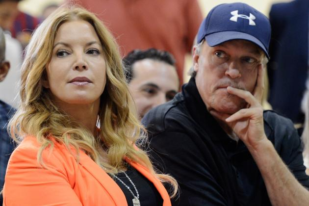 Why Jim and Jeanie Buss' Public Sparring Only Makes LA Lakers Look Worse