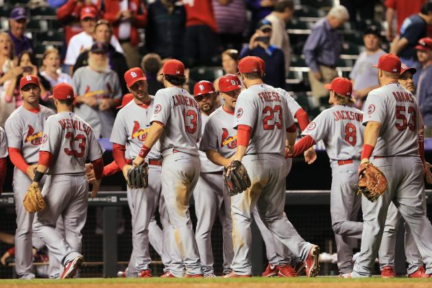 Debate: Which NL Playoff Team Poses the Biggest Threat to STL?