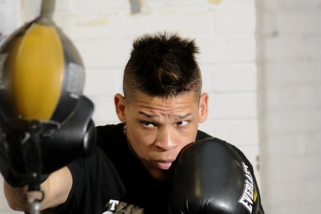 Orlando Cruz Relishes Chance to Become Boxing's First Openly Gay Champion