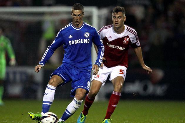 Swindon vs. Chelsea: Score, Grades and Post-Match Reaction
