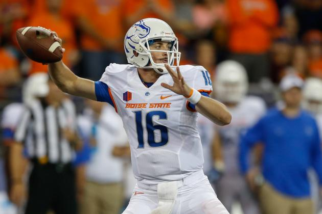 Southern Miss vs. Boise State: TV Info, Spread, Injury Updates, Game Time, More