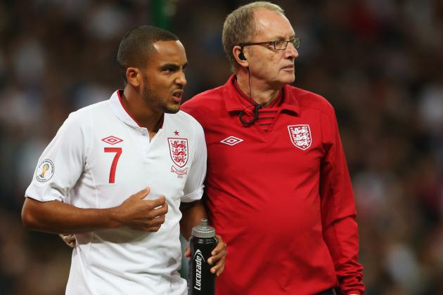 How England Can Cope Without Theo Walcott for World Cup Qualifiers