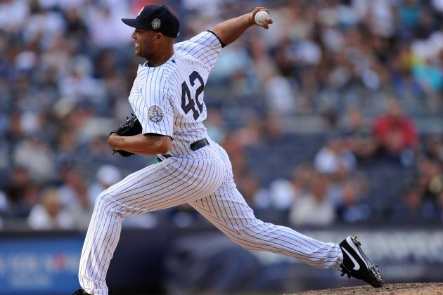 Mariano Rivera Bobblehead Night Is A Fiasco