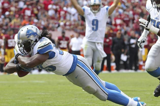 Joique Bell: The New Detroit Lions Wide Receiver?