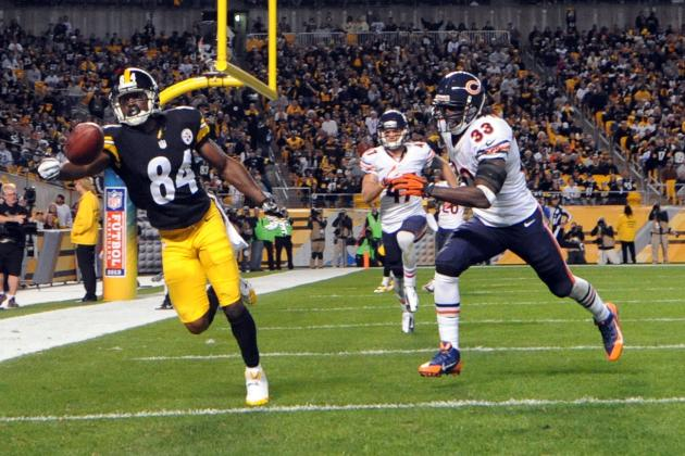 Breaking Down Pittsburgh Steelers' Newest Star WR Antonio Brown