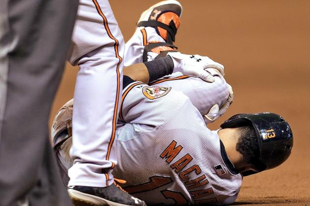 How Will Leg Injury Affect Manny Machado's 2014 Season?