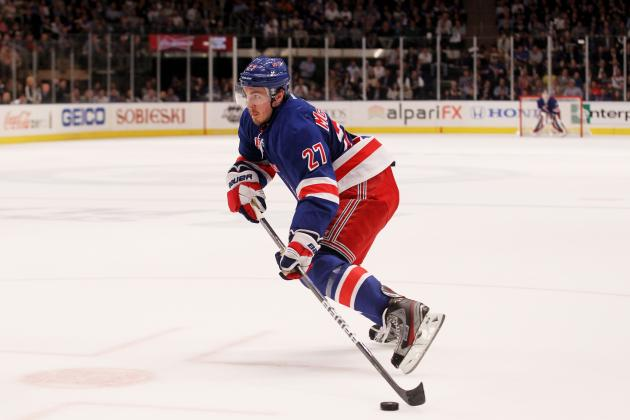 How Alain Vigneault Will Get New York Rangers' Defensemen Involved Offensively