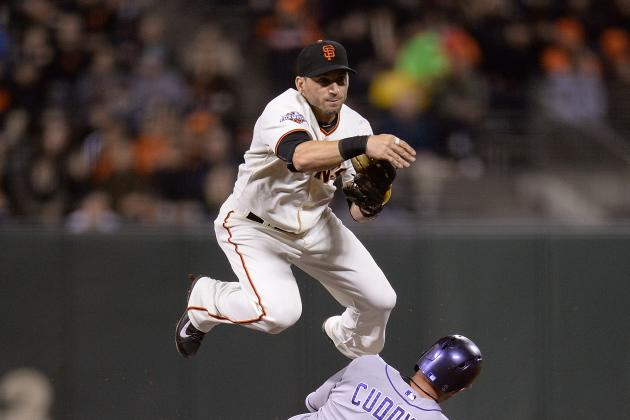 Bochy Says Marco Scuatro Is Done for the Remainder of the Year