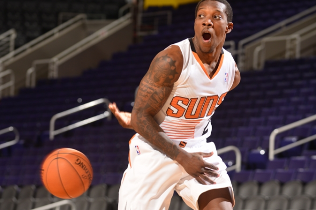 First Official Photos of Suns' New Jerseys