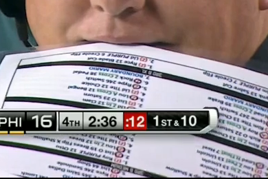 A Look at Chip Kelly's Play Sheet