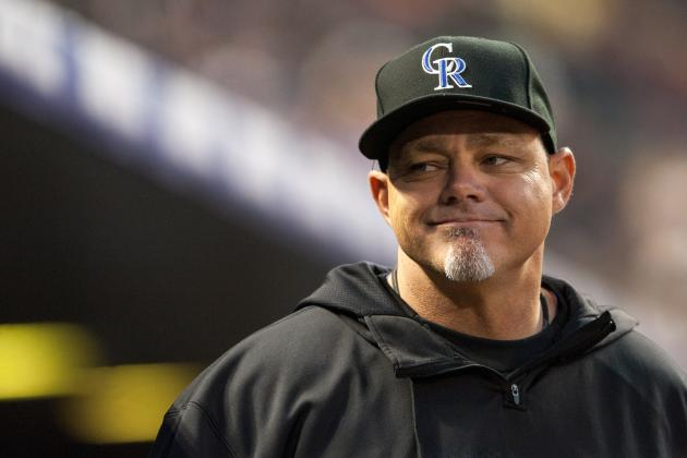 Dante Bichette Won't Be Back as Rockies Hitting Coach