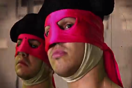 Los Matadores Will Debut on the 9/30 Edition of Raw
