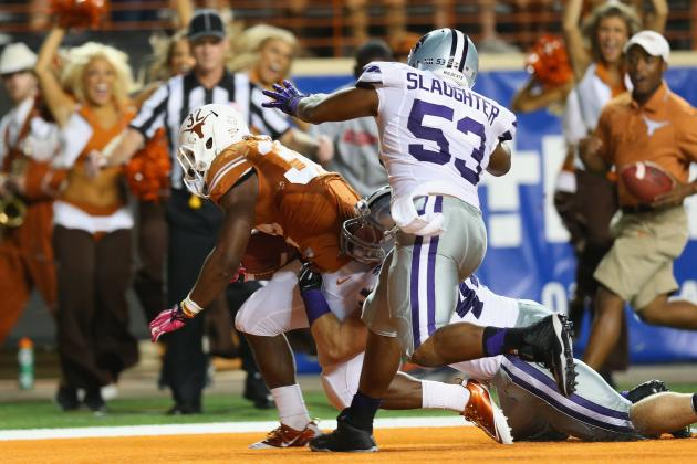 Texas Football: Can Running Backs Carry Longhorns Through Big 12 Play?