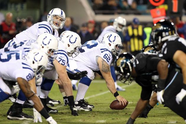 Colts vs. Jaguars: TV Info, Spread, Injury Updates, Game Time and More