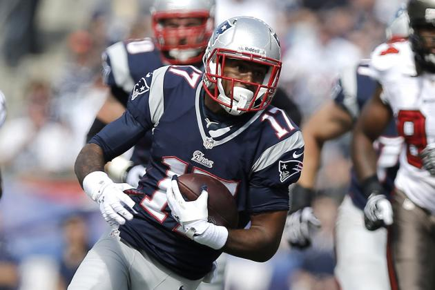Are Tom Brady and Aaron Dobson Starting to Develop Chemistry?