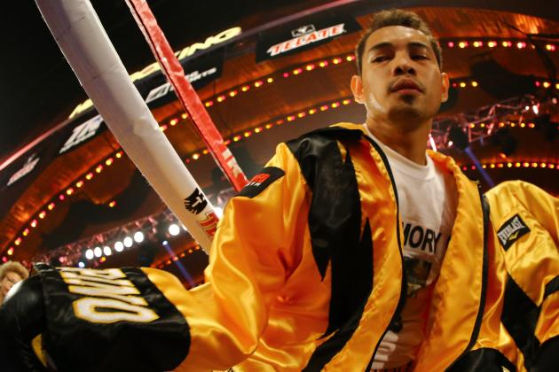 Donaire Says Continuing with VADA a No Brainer