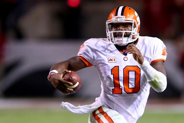 Wake Forest vs. Clemson: TV Info, Spread, Injury Updates, Game Time and More