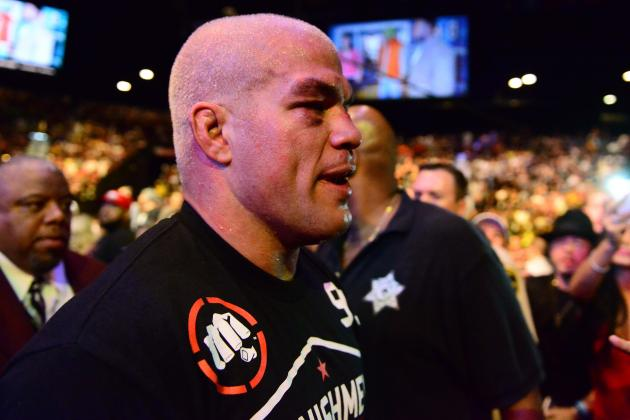 Tito Ortiz Invites the Shamrocks, Rampage and Randy Couture to 'Crash' UFC 167