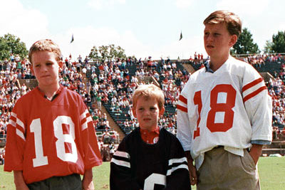 The Book of Manning Brilliantly Captures Early Struggles for Famous Family