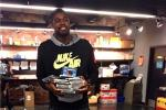 Raptors' C Amir Johnson Buys Out 2 Stores of New Drake Album