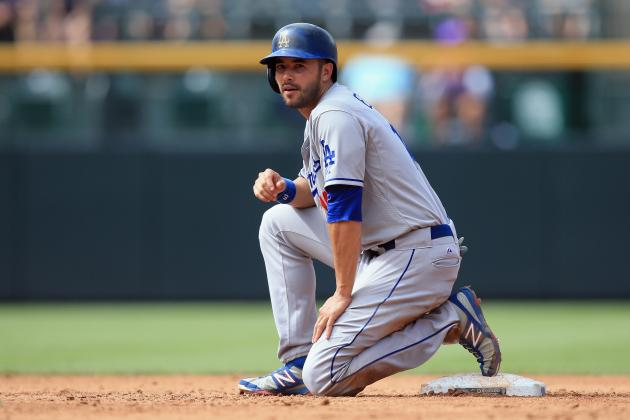 How Andre Ethier Ankle Injury Affects Dodgers' Hopes for Postseason Success
