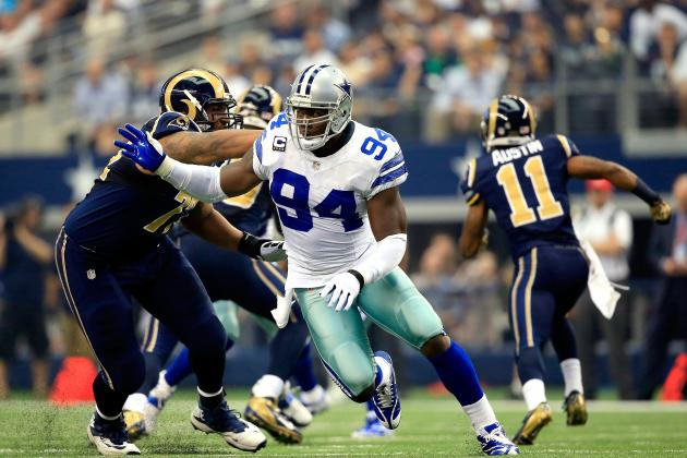 How DeMarcus Ware Became the Dallas Cowboys' Sack Leader