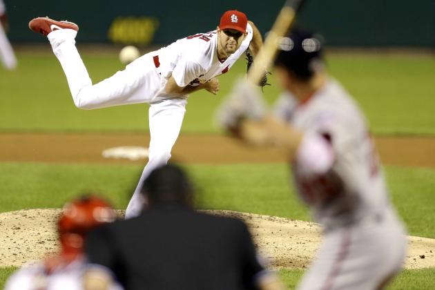 Cardinals' Michael Wacha Loses No-Hitter on 2-out Single in 9th Inning