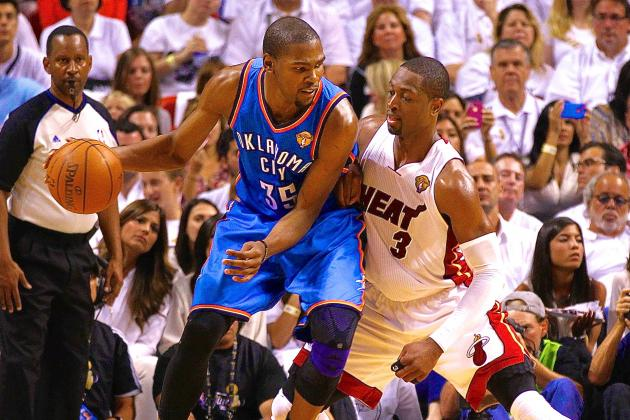 Dwyane Wade and Kevin Durant Engage in Heated Exchange Through Social Media