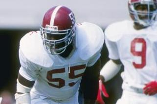 Alabama Football: Former LB Derrick Thomas Should Be in the CFB Hall of Fame