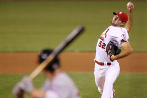 Wacha Loses No-Hitter on Infield Single with Two out in Ninth
