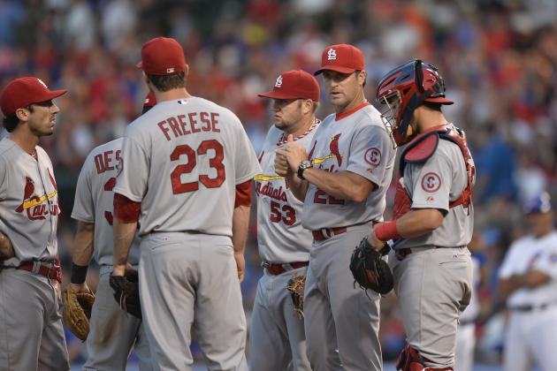 So What Do the Cardinals Do with Matt Carpenter and David Freese?