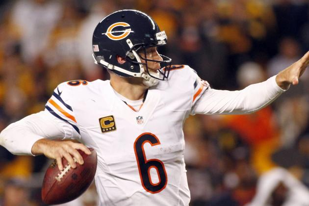 Debate: How Many Yards Will Cutler Throw for vs. Lions?