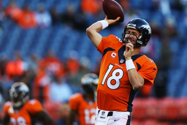 Debate: How Many TDs Will Manning Throw for vs. Eagles?