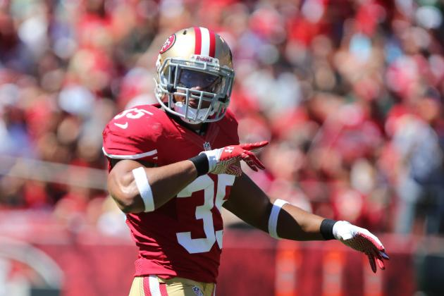 Eric Reid Proving to Be One of NFL's Top Rookies with Stellar Start  for 49ers