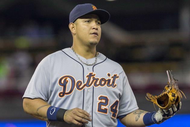 Tigers' Magic Number Drops to 1 to Clinch AL Central