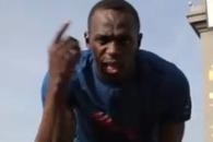 Video: Usain Bolt Tells Tony Parker His Jumper 'Sucks'