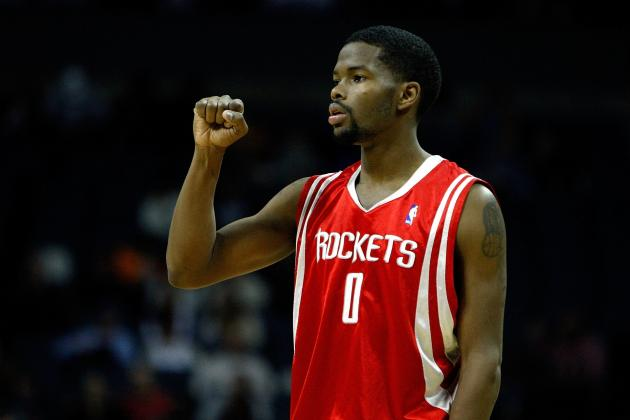 Players on Houston Rockets' Roster Bubble