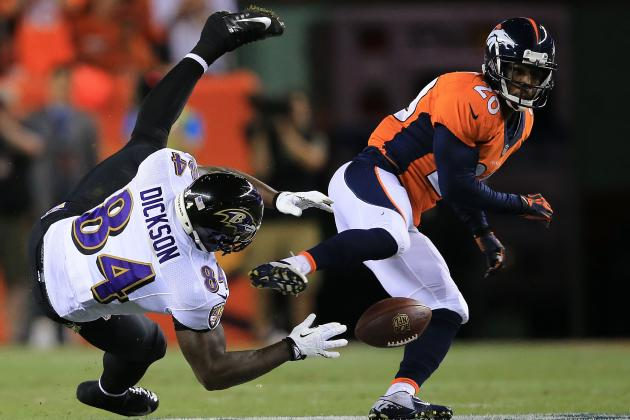 How the Baltimore Ravens Can Get Ed Dickson More Involved Going Forward