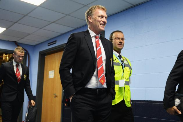David Moyes Admits Manchester United Aren't Good Enough