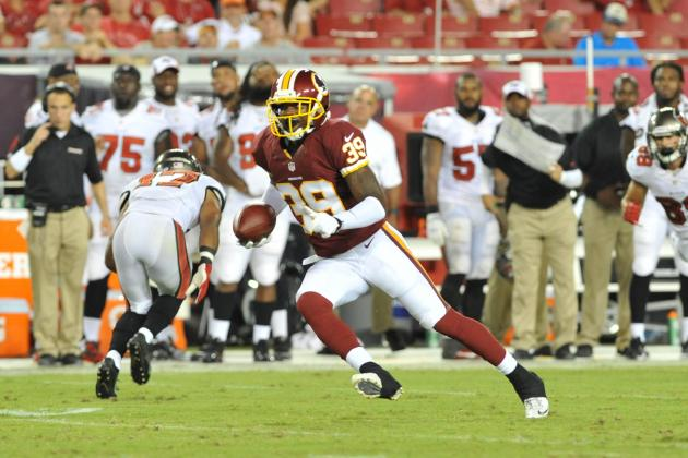 What David Amerson Must Do to Be a Staple of the Washington Redskins Secondary