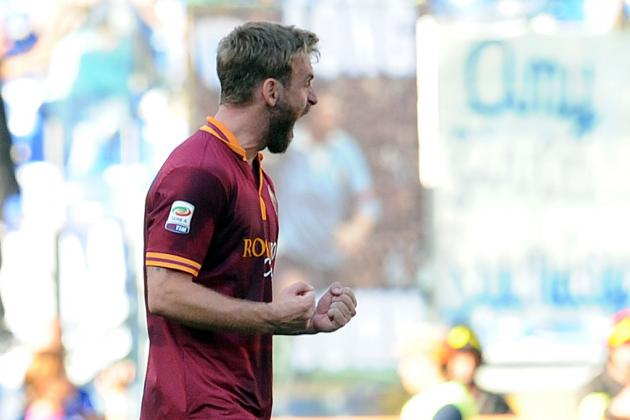 Fabio Capello Claims David Moyes Has Asked About Daniele De Rossi