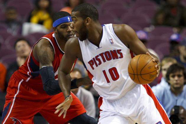 Detroit Pistons Training Camp 2013: Full Preview and Roster Projections