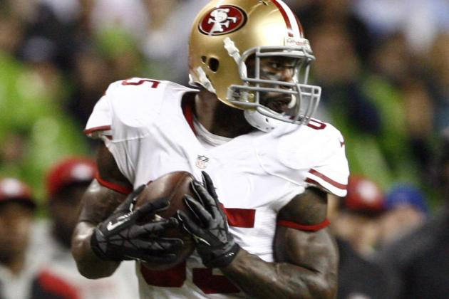 Vernon Davis Takes Key Step for 49ers