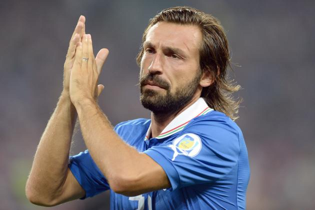 Premier League Move Would Be Andrea Pirlo's First and Final Mistake