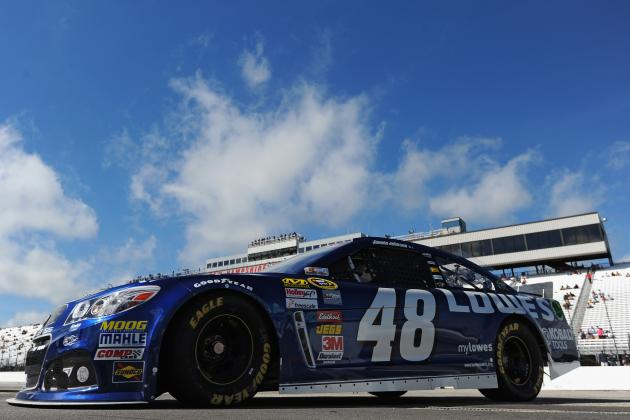 Why JGR's Dynamic Duo Should Be Very Worried About Jimmie Johnson in the Chase